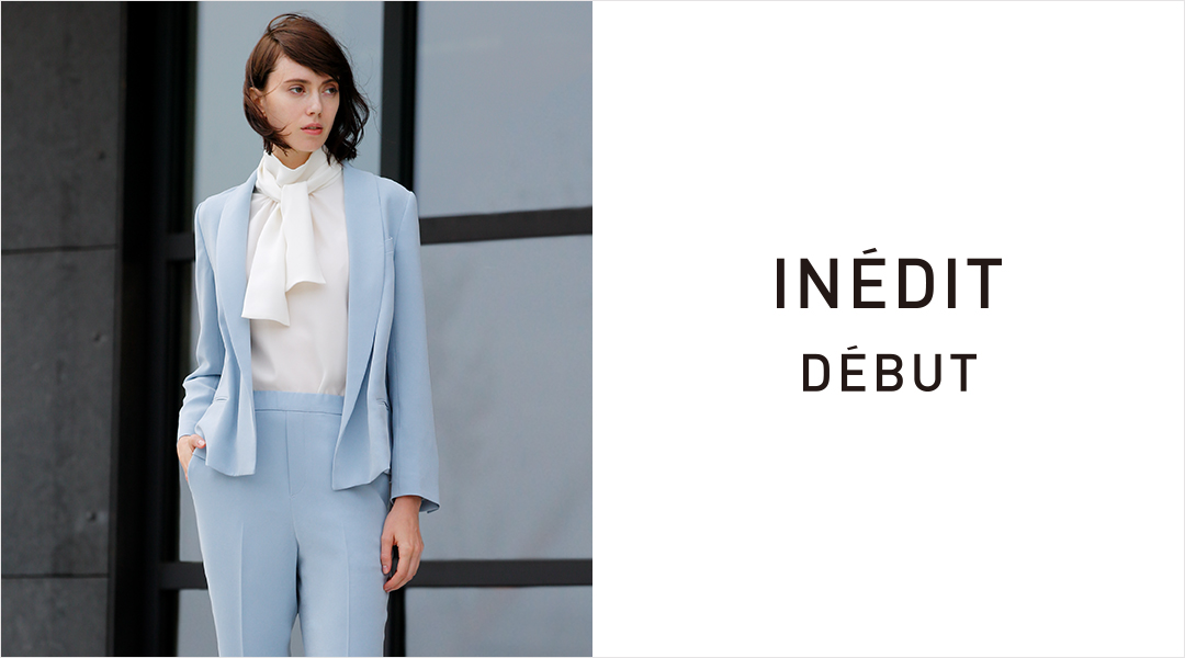 【DEBUT】INÉDIT for Business Celebrity
